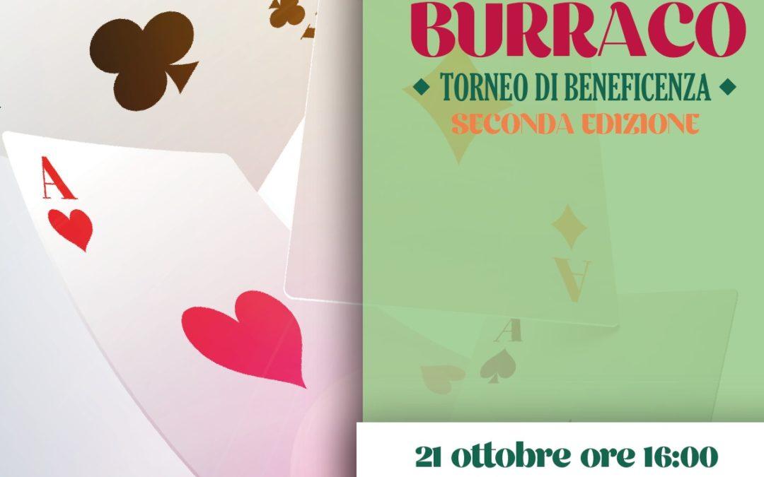 Il edizione del Torneo Burraco
