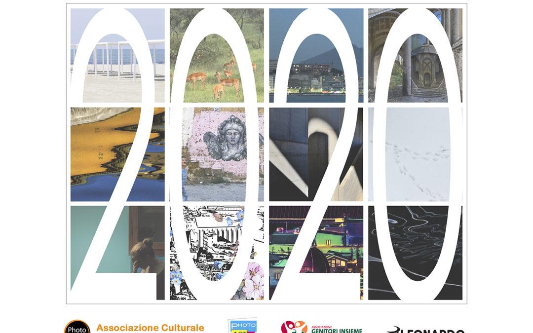 Calendario 2020 del PAM -Photo Art Market per Genitori Insieme