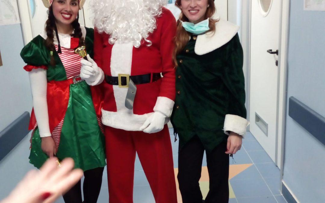 È' arrivato Babbo Natale