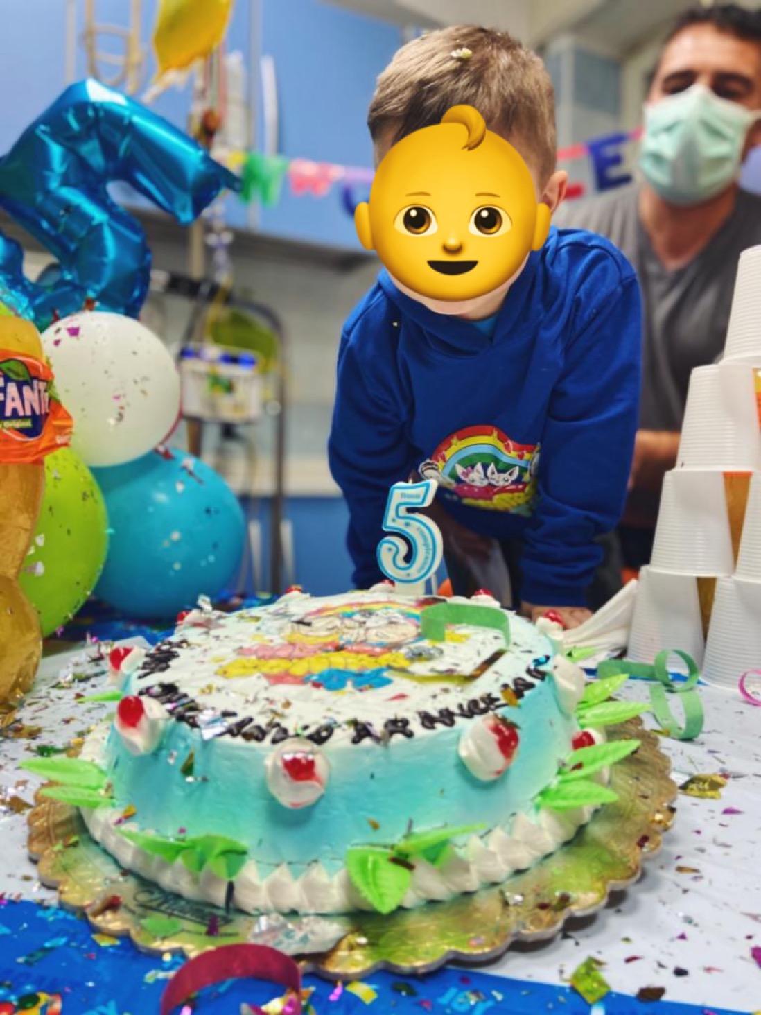 Festa A Sorpresa Di Compleanno festa di compleanno in reparto - associazione genitori