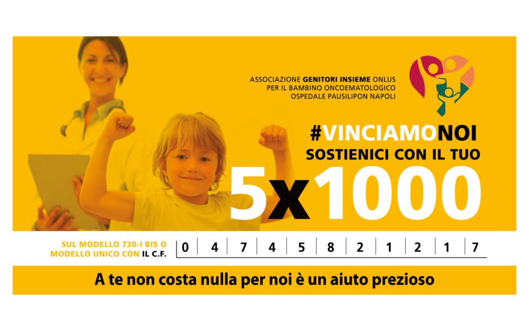 Campagna 5X1000 AGIO 2021